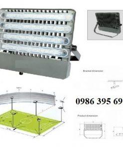Đèn LED sân bóng đá 220w